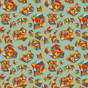 faceted tile color 2