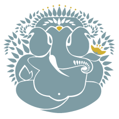 lord ganesh zoomed in
