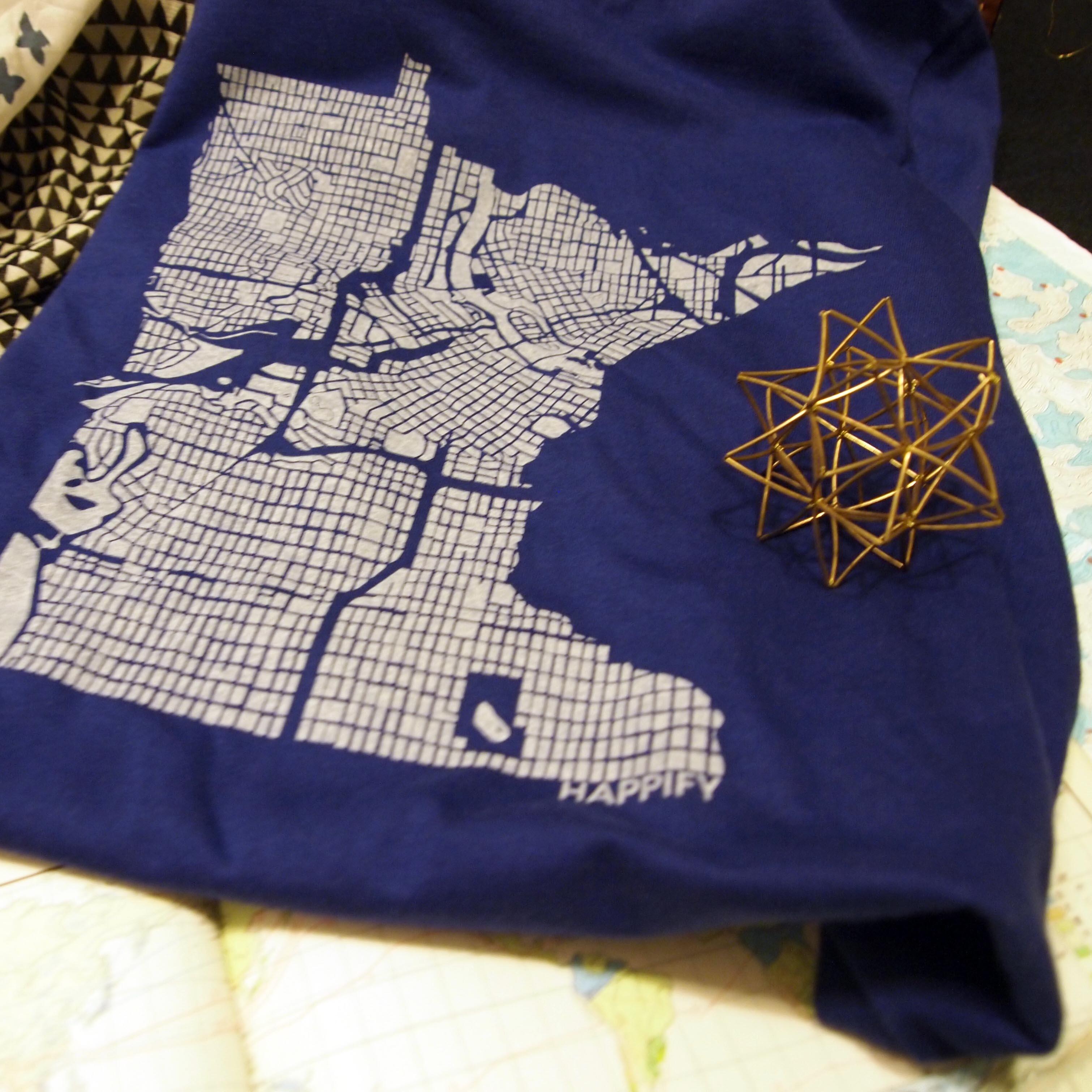 Designed Mplsmn Shirt Happify